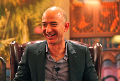 Amazon to deliver immortality?